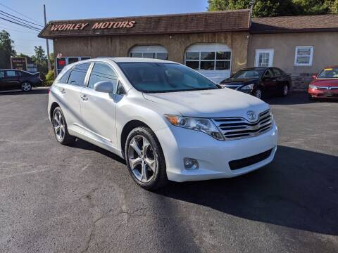 2011 Toyota Venza for sale at Worley Motors in Enola PA
