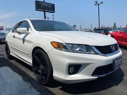 2015 Honda Accord for sale at Carmania of Stevens Creek in San Jose CA
