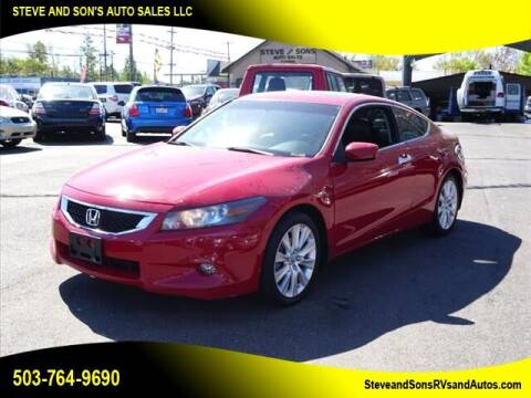 2010 Honda Accord for sale at Steve & Sons Auto Sales in Happy Valley OR
