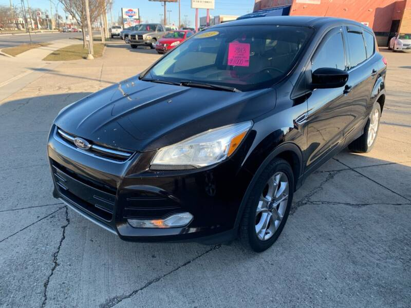 2013 Ford Escape for sale at Cars To Go in Lafayette IN