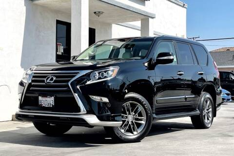 2018 Lexus GX 460 for sale at Fastrack Auto Inc in Rosemead CA