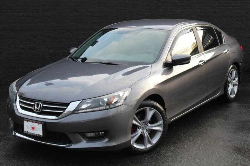2014 Honda Accord for sale at Kings Point Auto in Great Neck NY