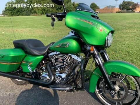 2015 Harley-Davidson Street Glide for sale at INTEGRITY CYCLES LLC in Columbus OH