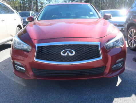 2014 Infiniti Q50 for sale at Southern Auto Solutions - BMW of South Atlanta in Marietta GA