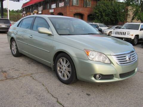 2008 Toyota Avalon for sale at King of Auto in Stone Mountain GA