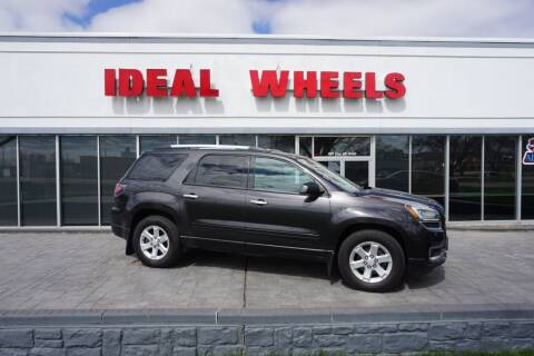 2016 GMC Acadia for sale at Ideal Wheels in Sioux City IA