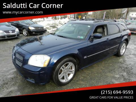 2005 Dodge Magnum for sale at Saldutti Car Corner in Gilbertsville PA