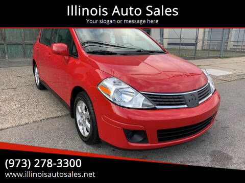 2008 Nissan Versa for sale at Illinois Auto Sales in Paterson NJ