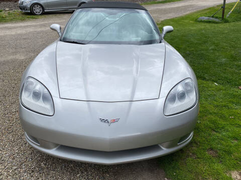 2005 Chevrolet Corvette for sale at Richard C Peck Auto Sales in Wellsville NY