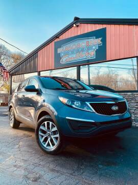 2014 Kia Sportage for sale at Harborcreek Auto Gallery in Harborcreek PA