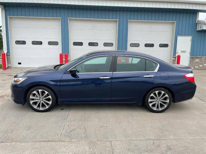 2014 Honda Accord for sale in North Platte, NE