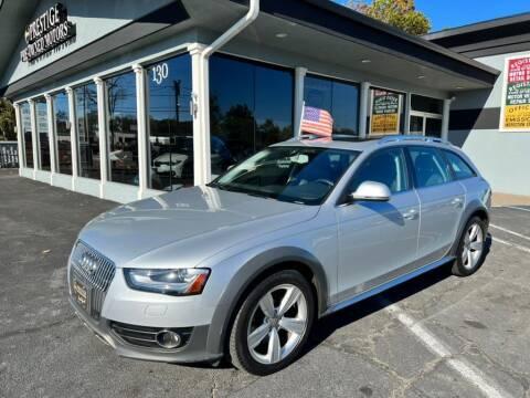 2013 Audi Allroad for sale at Prestige Pre - Owned Motors in New Windsor NY