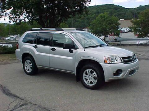 2007 Mitsubishi Endeavor for sale at North Hills Auto Mall in Pittsburgh PA