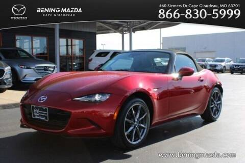 2016 Mazda MX-5 Miata for sale at Bening Mazda in Cape Girardeau MO