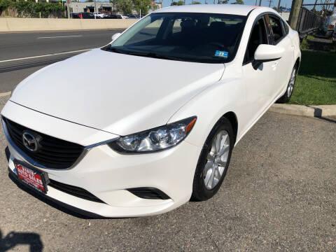 2015 Mazda MAZDA6 for sale at STATE AUTO SALES in Lodi NJ