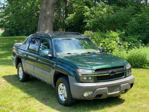 2002 Chevrolet Avalanche for sale at Choice Motor Car in Plainville CT