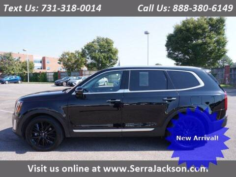 2021 Kia Telluride for sale at Serra Of Jackson in Jackson TN