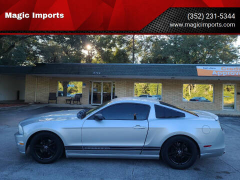 2013 Ford Mustang for sale at Magic Imports in Melrose FL