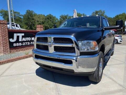 2017 RAM Ram Pickup 2500 for sale at J T Auto Group in Sanford NC