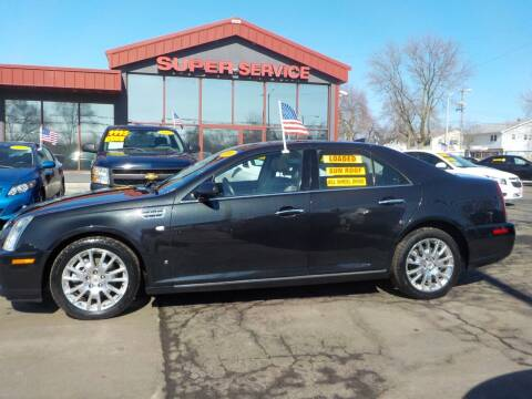 2009 Cadillac STS for sale at Super Service Used Cars in Milwaukee WI