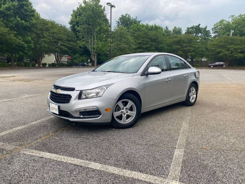 2016 Chevrolet Cruze Limited for sale at Uniworld Auto Sales LLC. in Greensboro NC
