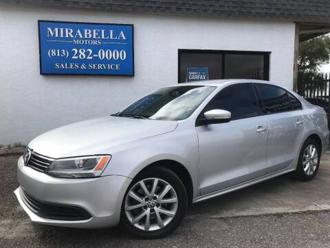 2012 Volkswagen Jetta for sale at Mirabella Motors in Tampa FL
