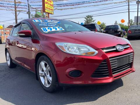 2013 Ford Focus for sale at Active Auto Sales in Hatboro PA