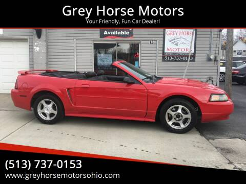 2004 Ford Mustang for sale at Grey Horse Motors in Hamilton OH