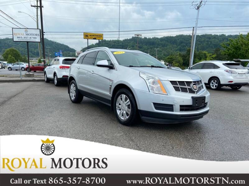 2012 Cadillac SRX for sale at ROYAL MOTORS LLC in Knoxville TN