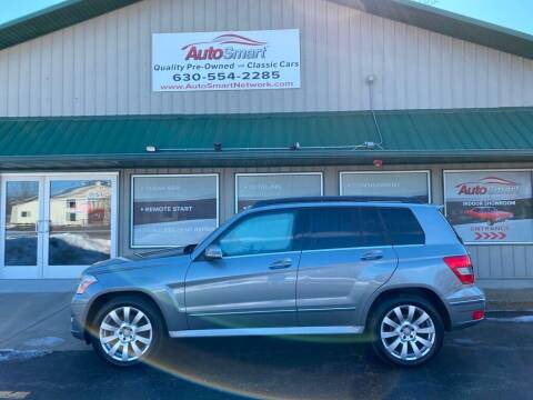 2012 Mercedes-Benz GLK for sale at AutoSmart in Oswego IL