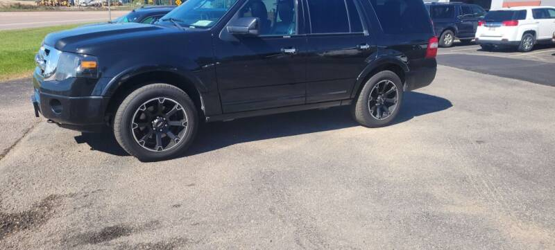 2012 Ford Expedition for sale at D AND D AUTO SALES AND REPAIR in Marion WI