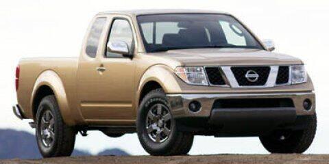 2005 Nissan Frontier for sale at DUNCAN SUZUKI in Pulaski VA