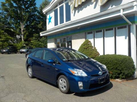 2010 Toyota Prius for sale at Nicky D's in Easthampton MA