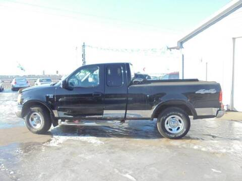 2003 Ford F-150 for sale at Engels Autos Inc in Ramsey MN