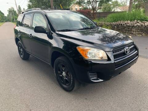 2009 Toyota RAV4 for sale at Via Roma Auto Sales in Columbus OH