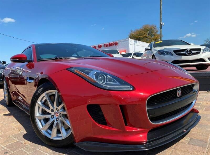 2016 Jaguar F-TYPE for sale at Cars of Tampa in Tampa FL