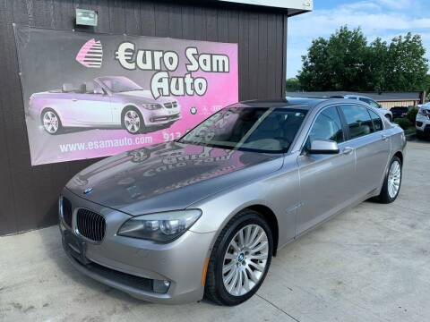 2010 BMW 7 Series for sale at Euro Auto in Overland Park KS