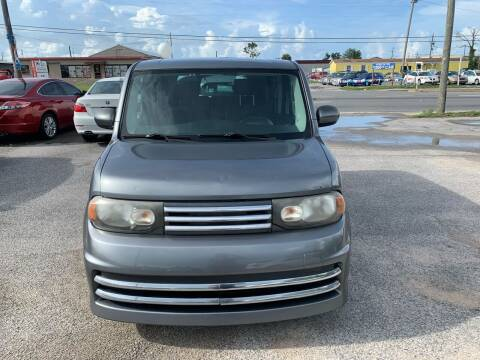 2009 Nissan cube for sale at Jamrock Auto Sales of Panama City in Panama City FL