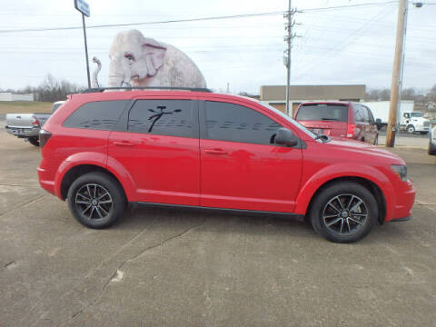 2018 Dodge Journey for sale at BLACKWELL MOTORS INC in Farmington MO