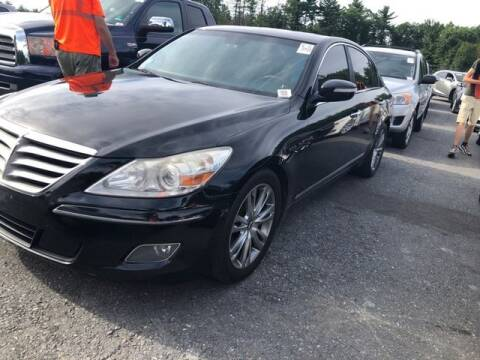 2010 Hyundai Genesis for sale at Plymouthe Motors in Leominster MA