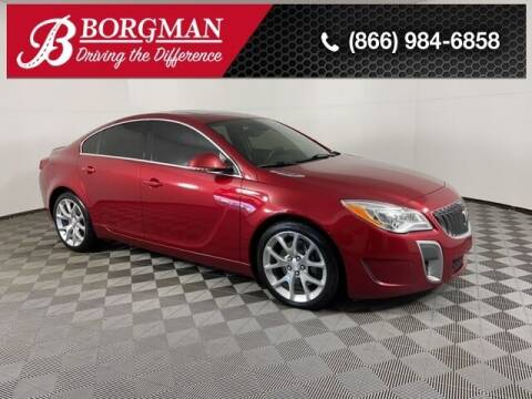 2015 Buick Regal for sale at BORGMAN OF HOLLAND LLC in Holland MI