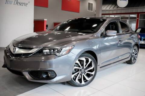 2017 Acura ILX for sale at Quality Auto Center of Springfield in Springfield NJ
