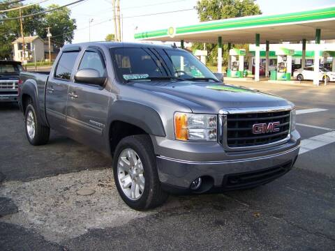 2007 GMC Sierra 1500 for sale at Collector Car Co in Zanesville OH