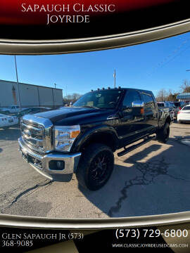 2012 Ford F-350 Super Duty for sale at Sapaugh Classic Joyride in Salem MO