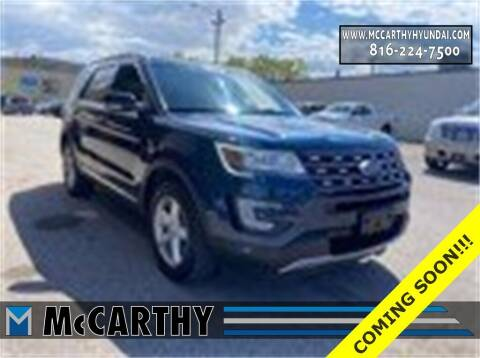 2017 Ford Explorer for sale at Mr. KC Cars - McCarthy Hyundai in Blue Springs MO