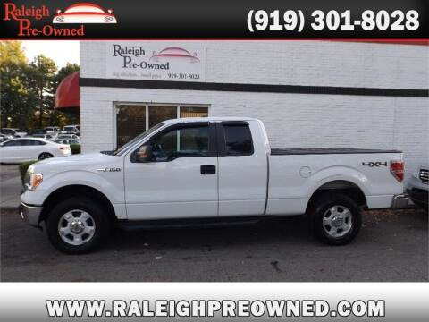 2013 Ford F-150 for sale at Raleigh Pre-Owned in Raleigh NC