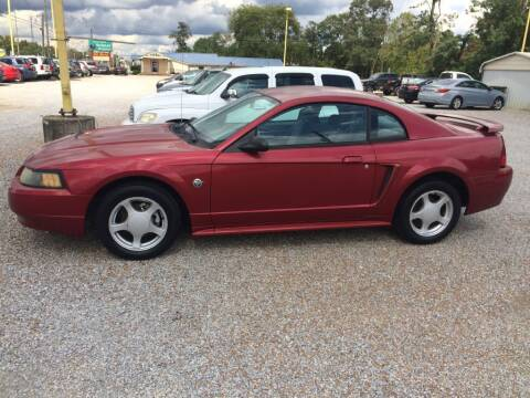 2004 Ford Mustang for sale at Space & Rocket Auto Sales in Hazel Green AL