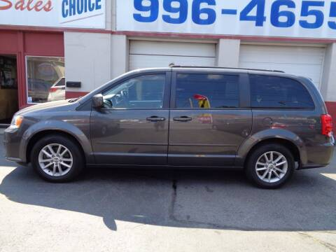 2016 Dodge Grand Caravan for sale at Best Choice Auto Sales Inc in New Bedford MA