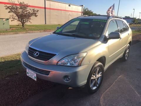 2006 Lexus RX 400h for sale at McNamara Auto Sales - Kenneth Road Lot in York PA