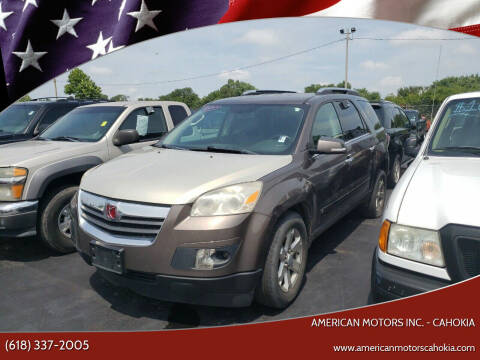 2009 Saturn Outlook for sale at American Motors Inc. - Cahokia in Cahokia IL